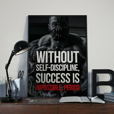 Motivational Quotes Poster - Digital Image Picture Inspirational Sport Life