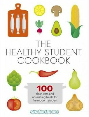 Healthy Student Cookbook, Paperback by Studentbeans.com (COR), Brand New, Fre...