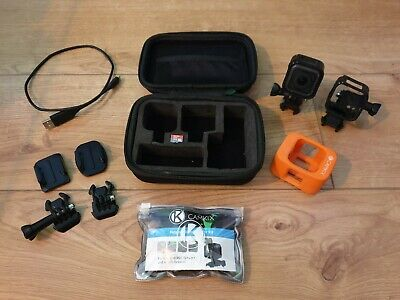 GOPRO HERO 5 SESSION 4K / 1080P HD SPORTS ACTION Camera, CASE, 32GB MICROSD