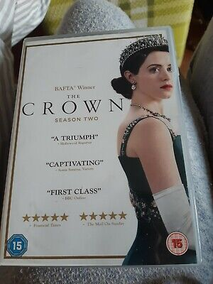 The Crown Season Two Full.series Dvds
