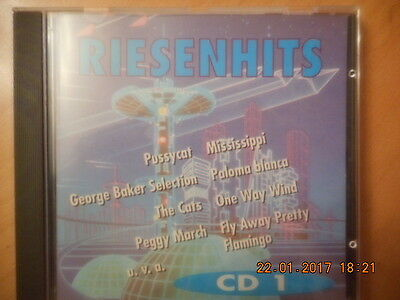 Riesenhits - 1 - super tolle CD  Top für jede Party Karneval