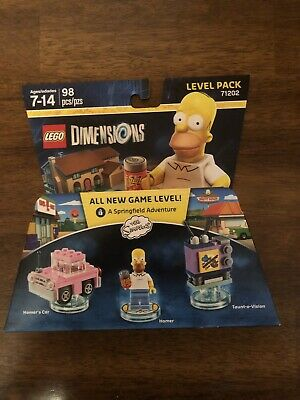 Lego Dimensions Level Pack Team Pack Fun Pack