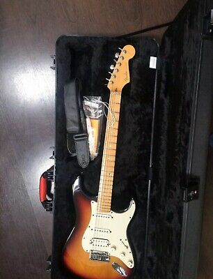 Bargain Price today only - AMERICAN Fender Deluxe Stratocaster  USA