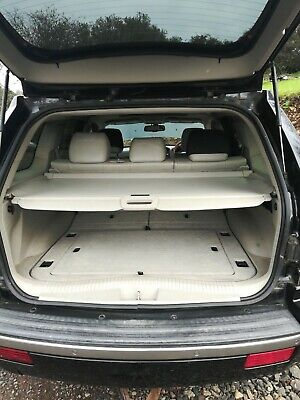 2005-2010 Jeep Grand Cherokee Wk Parcel Shelf Roller Load Cover