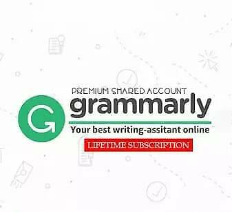 Grammarly Premium Account For Lifetime Guaranteed Extremely Fast Delivery