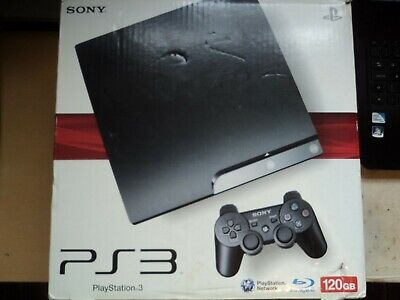 Replacement Sony Playstation 3 Slim Box - Empty Console Box Only