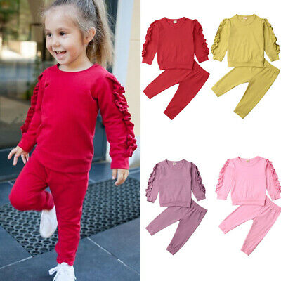 Newborn Baby Girl Boy 2PCS Winter Clothes Set Knitted Romper Jumpsuit Outfits