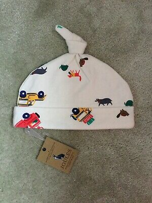 BNWT Gorgeous Baby Joules Hat, Age 6-9 Months, Tagged