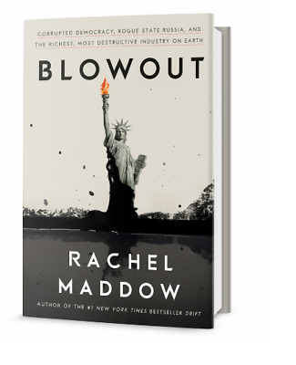 Blowout: Corrupted Democracy, Rogue State Russia, and the Richest Hardcover NEW
