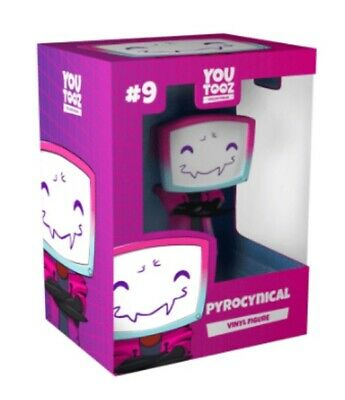 Limited Edition Pyrocynical Youtooz Vinyl Figure [1] [SOLD OUT]