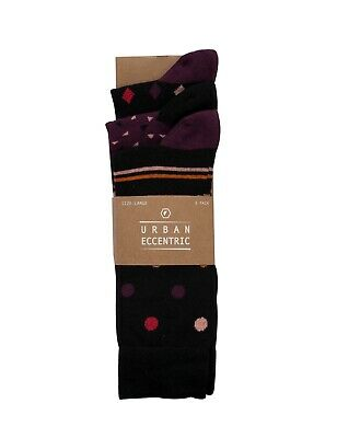 3pk Luxury Mens Socks - Premium Quality - Perfect For Gifts