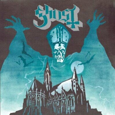 [CD] Opus Eponymous / Ghost Ghost B.C. music CD w/Bonus Track NEW From japan