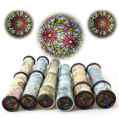 21CM Rotating Children World Autism Fancy Toy Kaleidoscope Kid Colorful Toy Gift