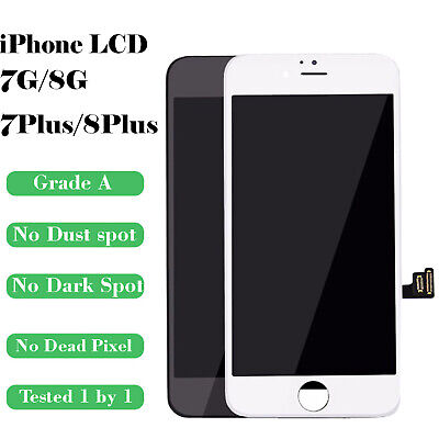 For iPhone 8 7 Plus LCD Touch Screen Digitizer Assembly Replacement Display AAA+