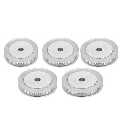 2GT 60 Teeth Timing Pulley Bore 5mm-12mm 60T for Timing Belt Width 6mm