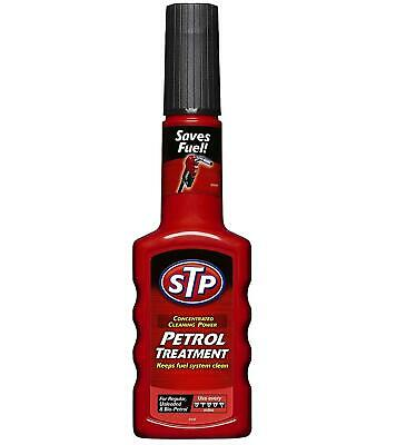 STP Petrol Treatment Concentrated Power Fuel System Clean - 200ml