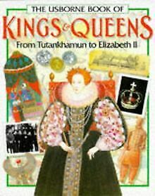 Kings and Queens (Famous Lives) by Philippa Wingate | Book | condition good
