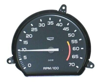 Tachometer-Assembly With 5600 Rpm Red Line-L-82-78