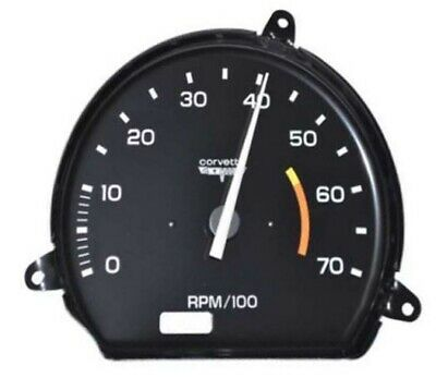 Tachometer-Assembly With 5600 Rpm Red Line-350-80-81
