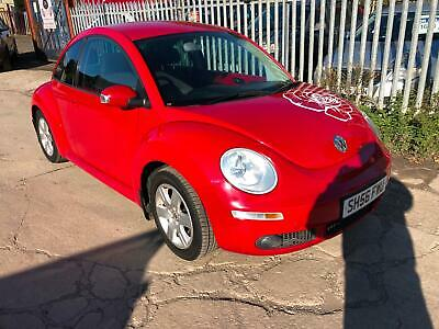 2006 56 Volkswagen Beetle 1.6 2006MY Luna low miles full history