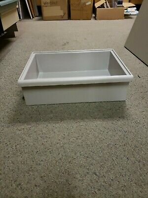 B size drawer for Herman Miller CoStruc and Healthcare carts