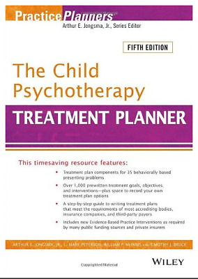 [E-version] The Child Psychotherapy Treatment Planner ✅ EßOOK ✅