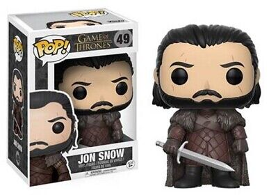 Funko Llc 12215 Pop! Game Of Thrones: Jon Snow