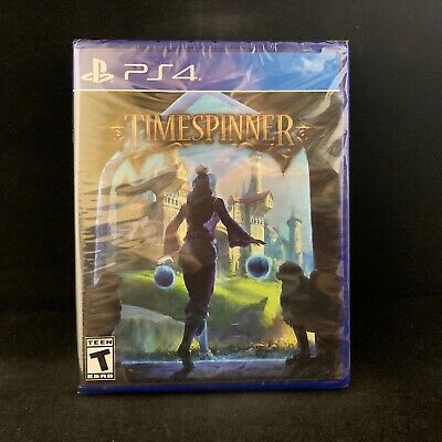 Timespinner (PlayStation 4 / PS4) BRAND NEW / Region Free
