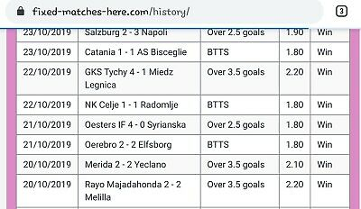 Best daily football betting tips HT/FT prediction fixed matches tips