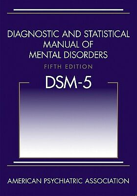 Diagnostic and Statistical Manual of Mental Disorders 5th Edition By A-P-A