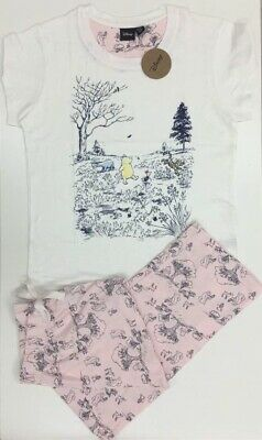 Primark womens pyjamas disney winnie the pooh pink pj set nightwear