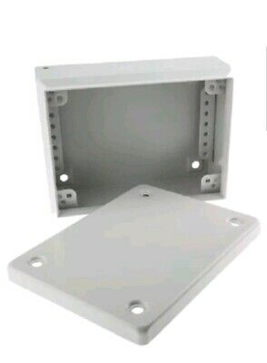 Rittal KL1528.510 Surface Mounted Terminal Box 200 x 150 x 80 Light Grey New Box