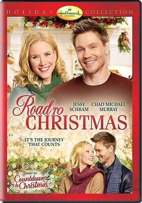 ROAD TO CHRISTMAS New Sealed DVD Hallmark Channel Holiday Collection