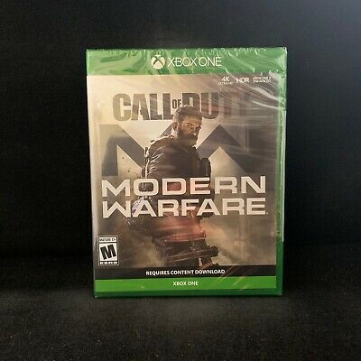 Call of Duty Modern Warfare (Xbox One) BRAND NEW / Region Free