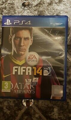 PS4 FIFA 14 GAME. Playstation 4. Game. Football. Fun. Excellent condition!!