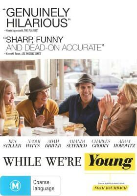 While We're Young (2013) [New Dvd]