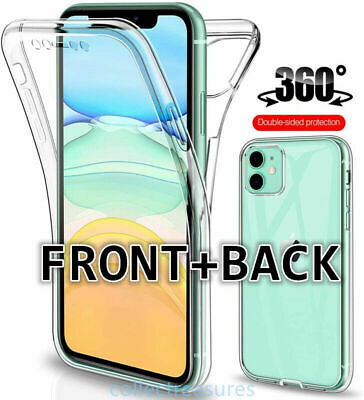 For iPhone 6s 7 8 Plus X XR XS Max Case Shockproof360 Bumper Hybrid Phone Cover