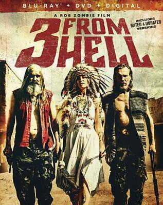 3 From Hell New Dvd
