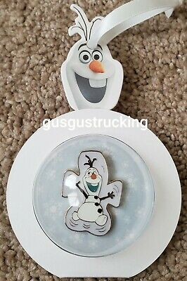 New Disney Parks Pin (2019 Holiday Gifting - Olaf Frozen) Limited Release