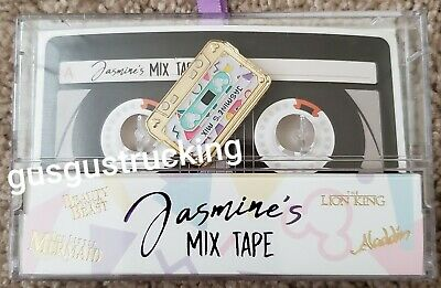 New Disney Parks Pin (2019 Holiday Gifting - Jasmine's Mix Tape) Limited Release