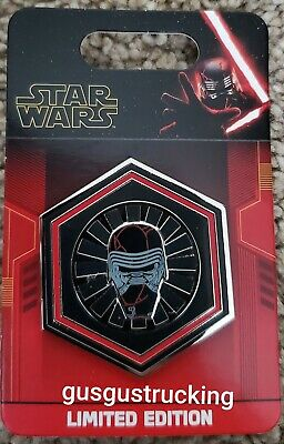 New Disney Parks LE Pin (Star Wars: Rise of Skywalker - Kylo Ren) LE 3000