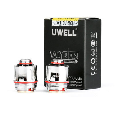 Hot Sale 6PCS/2PCS Valyrianº A1 0.15 ohm ( as pic. ) -- US STOCK