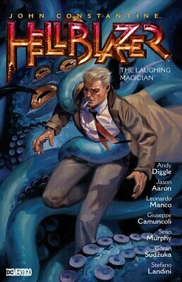 John Constantine: Hellblazer Volume 21 The Laughing Magician 9781401292126