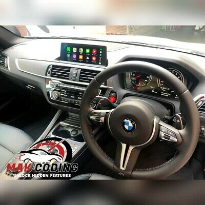 Worldwide BMW Remote Coding Service - CIC / NBT Retrofits - CarPlay, VIM