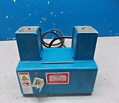 """Bessey Steel Reco Induction Bearing Heater 4-3/8"""" Wide 120V SC 110V PARTS/REPAIR"""