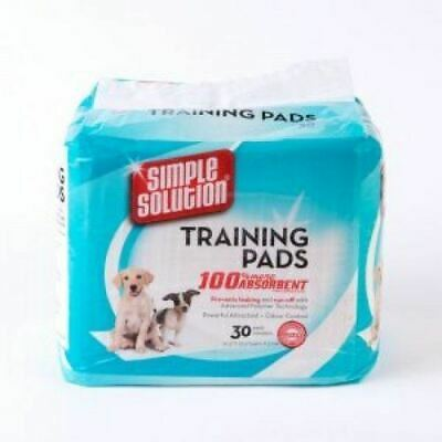 Simple Solution Puppy Training Pads 30pk