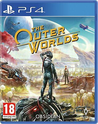 The Outer Worlds Sony PS4 Game