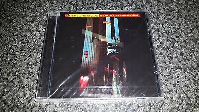 DEPECHE MODE: BLACK CELEBRATION *NEW & SEALED* CD Remastered 2013