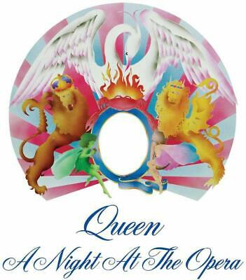 Queen - A Night At The Opera (2011 Digital Remaster) [Cd] New & Sealed