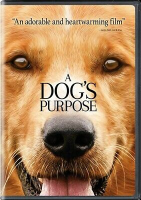 A DOG'S PURPOSE New Sealed DVD